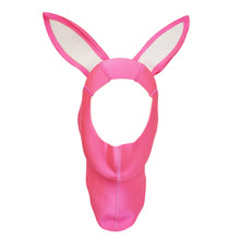 Scuba Choice Neon Pink w/ Rabbit Ears Scuba Wetsuit Hood Neoprene 1.5mm