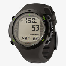 Suunto D6i Novo Wrist Computer With USB Cable, Stealth