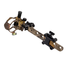 Safari Choice Archery Micro Adjustable 5-Pin Bow Sight, Camouflage