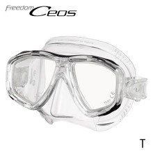 Tusa Ceos Mask - Translucent