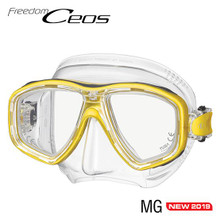Tusa Ceos Mask - Moon Gold