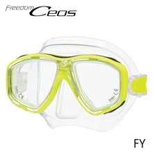 Tusa Ceos Mask -Yellow