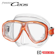 Tusa Ceos Mask - Energy Orange
