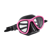 Palantic Black/Pink Compact Dive Mask