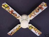 New SHREK 3 PRINCESS FIONA Ceiling Fan 42""