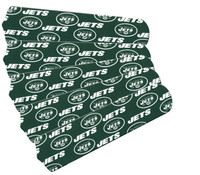 "New NFL NEW YORK JETS 52"" Ceiling Fan BLADES ONLY"
