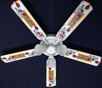 New NFL ARIZONA CARDINALS FOOTBALL Ceiling Fan 52""