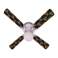 New NFL PITTSBURGH STEELERS FOOTBALL Ceiling Fan 42""