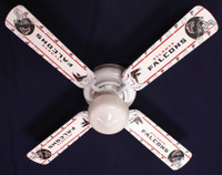 New NFL ATLANTA FALCONS FOOTBALL Ceiling Fan 42""