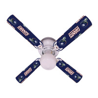 New NFL NEW YORK GIANTS FOOTBALL Ceiling Fan 42""