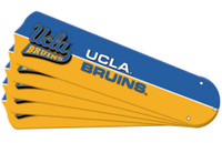 "New NCAA UCLA BRUINS 52"" Ceiling Fan Blade Set"