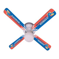"New NCAA KANSAS JAYHAWKS 42"" Ceiling Fan"