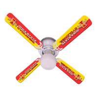 "New NCAA IOWA STATE CYCLONES 42"" Ceiling Fan"