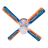 "New NCAA FLORIDA GATORS 42"" Ceiling Fan"