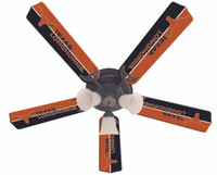 "New NCAA TEXAS LONGHORNS 52"" Ceiling Fan"