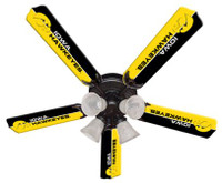 "New NCAA IOWA HAWKEYES 52"" Ceiling Fan"