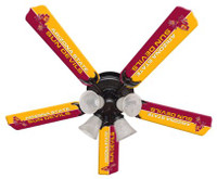 "New NCAA ARIZONA STATE SUN DEVILS 52"" Ceiling Fan"