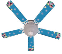 New MAGICAL FAIRY Ceiling Fan 52""