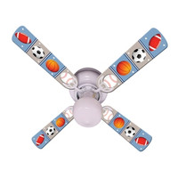 New KIDS PLAY BALL Ceiling Fan 42""