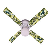 New FREEDOM CAMO MILITARY Ceiling Fan 42""