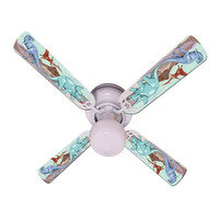 New KIDS DINOSAUR DINO LAND Ceiling Fan 42""