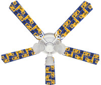 New NHL ST. LOUIS BLUES HOCKEY Ceiling Fan 52""