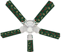 New NHL MINNESOTA WILD HOCKEY Ceiling Fan 52""