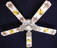 New NHL FLORIDA PANTHERS HOCKEY Ceiling Fan 52""