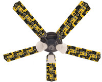 New NHL BOSTON BRUINS HOCKEY Ceiling Fan 52""