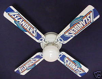 New NHL NEW YORK ISLANDERS HOCKEY Ceiling Fan 42""