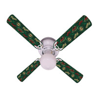 New NHL MINNESOTA WILD HOCKEY Ceiling Fan 42""