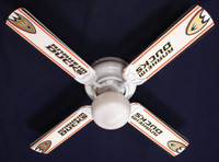 New NHL ANAHEIM DUCKS HOCKEY Ceiling Fan 42""