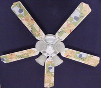 New KIDSLINE KIDS LINE ZANZIBAR Ceiling Fan 52""