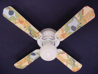 New KIDSLINE KIDS LINE ZANZIBAR Ceiling Fan 42""