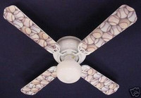 New Sports BASEBALL BASEBALLS Ceiling Fan 42""
