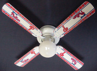 New MLB PHILADELPHIA PHILLIES BASEBALL Ceiling Fan 42""