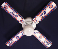 New MLB NEW YORK METS BASEBALL Ceiling Fan 42""