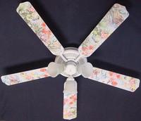 """New MAGICAL FAIRY FAIRIES Ceiling Fan 52"""""""
