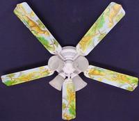 """New DINOSAUR DINOSAURS T-REX JURASSIC Ceiling Fan 52"""""""