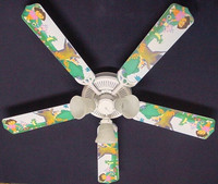 New DORA THE EXPLORER & BOOTS Ceiling Fan 52""