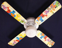 "New SESAME STREET ELMO BIG BIRD Ceiling Fan 42"""