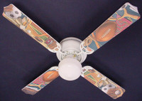 New CLASSIC SPORTS Ceiling Fan 42""