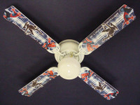 New AMAZING SPIDERMAN 3 SPIDER MAN Ceiling Fan 42""