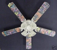 "Rock n' Roll Electric Guitar 52"" Ceiling Fan"