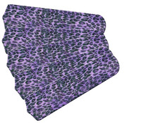 "New PURPLE LEOPARD SKIN 52"" Ceiling Fan BLADES ONLY"
