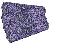 "New PURPLE LEOPARD SKIN 42"" Ceiling Fan BLADES ONLY"