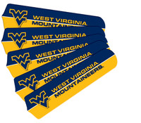 "New NCAA WEST VIRGINIA MOUNTAINEERS 42"" Ceiling Fan Blade Set"
