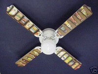 New BEER BOTTLES LAGER ALE BREWERY Ceiling Fan 42""