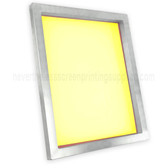 Premium Aluminum 23x31 Screen 350 Yellow Mesh