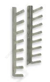 8 Place Squeegee Rack / Holder